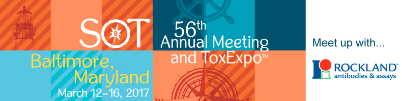 SOT 56th Annual Meeting and ToxExpo