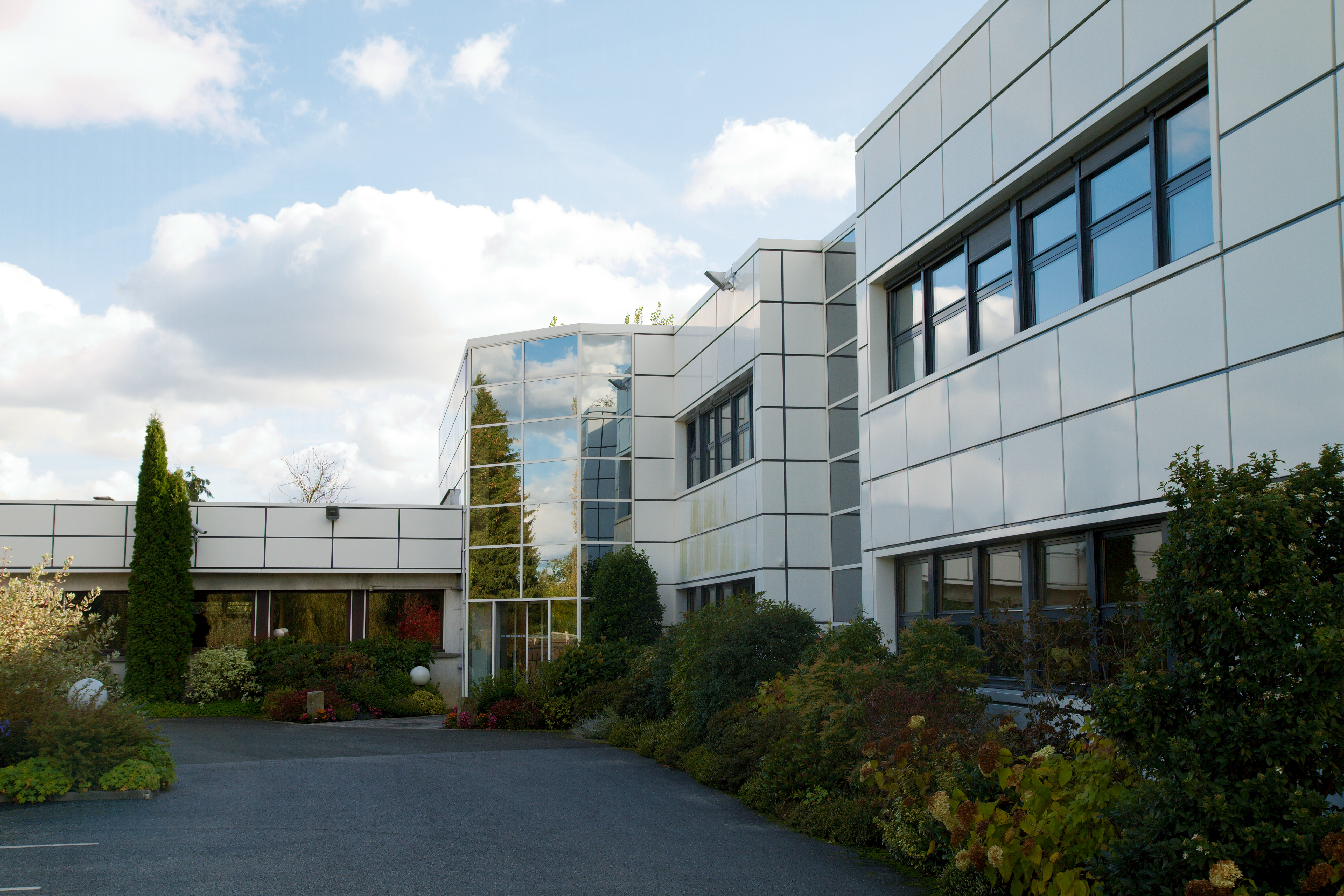 tebu-bio premises (Le Perray-en-Yvelines, France)