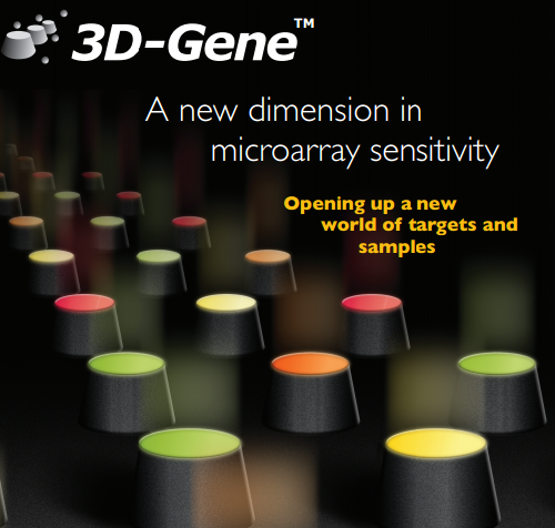 tebu-bio's 3D-Gene Lab services for miRNA and mRNA expression profiling