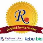 126 Certified service provider with logos
