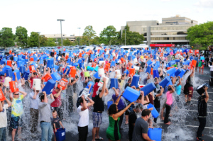 ALS / MND ice bucket challenege to foncance biomarker and drug discovery