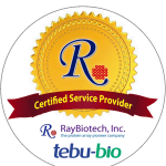 tebu-bio is a Certified Services Provide for RayBiotech.