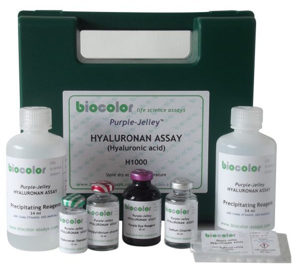 054H2000 Purple-Jelley-Hyaluronan-Assay-Kit- tebu-bio biocolor