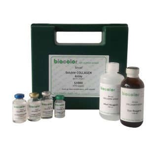 054S4000 Sircol-Collagen-Assay-Kit biocolor tebu-bio