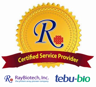 RayBiotech Certified Service Provider
