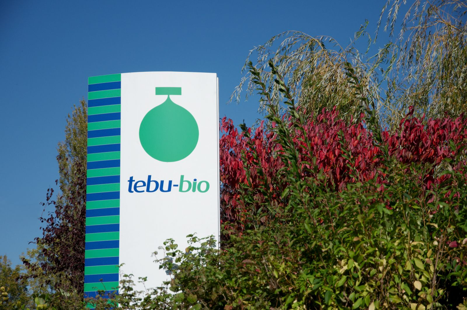 tebu-bio offices throughout Europe